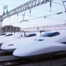 新幹線移動2